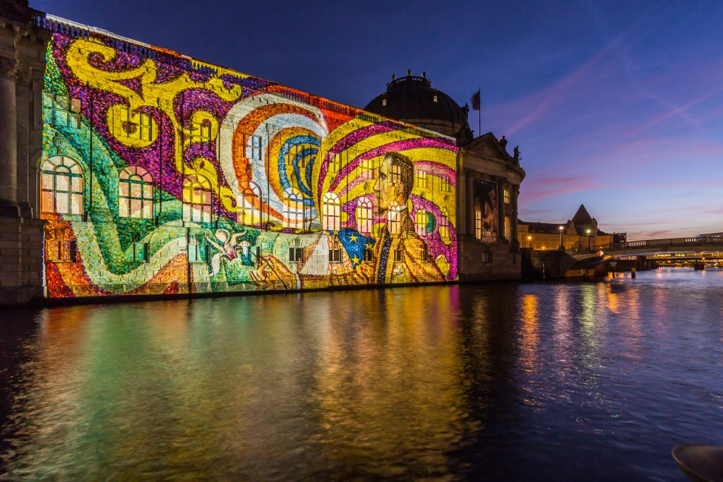 2017 Festival of Lights Bodemuseum