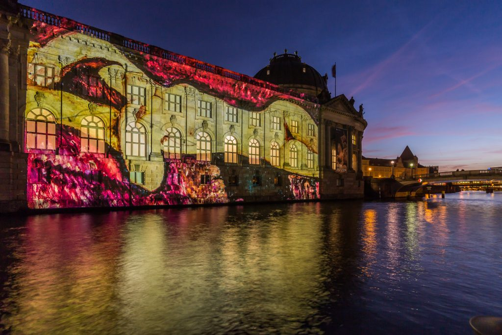 2017 Festival of Lights Bodemuseum 2