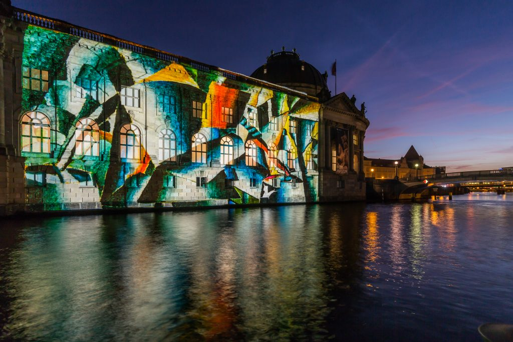 2017 Festival of Lights Bodemuseum 4