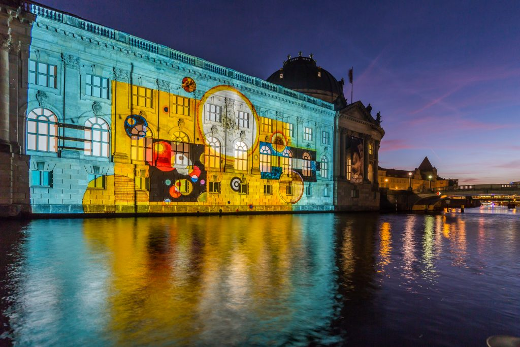 2017 Festival of Lights Bodemuseum 5